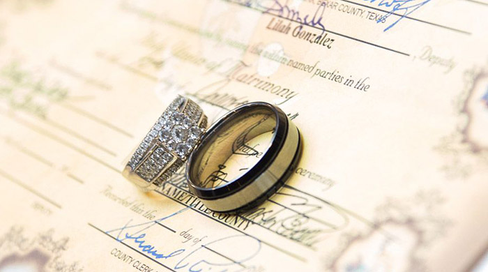 ترجمه سند ازدواج سفارت آمریکا