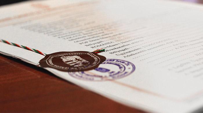 ترجمه گواهی اشتغال به کار سفارت آمریکا